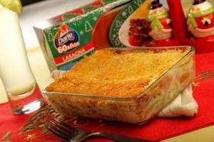 Lasagna doria navidad con pernil de cerdo zen receta por for Platos fuertes franceses
