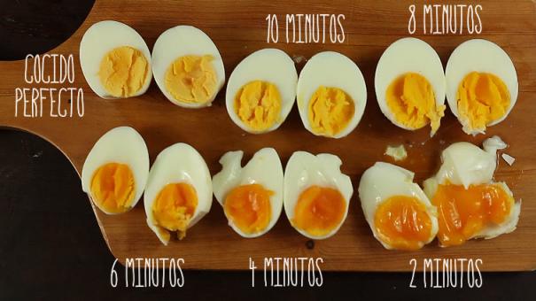 Tecnicas de cocina for Cocinar yemas de huevo