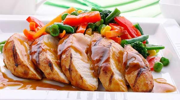 El gourmet urbano y para el almuerzo pechugas de pollo - Platos de pollo faciles ...