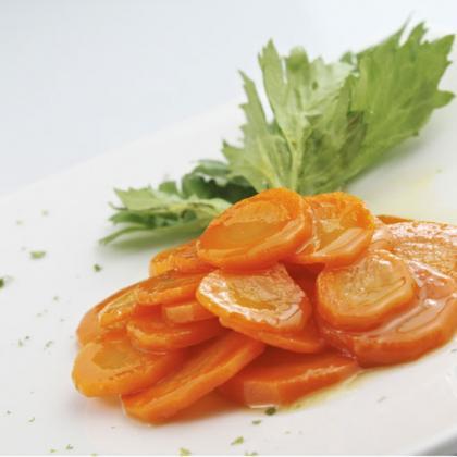 Zanahorias vichy receta por carla maldonado for Cocinar zanahorias