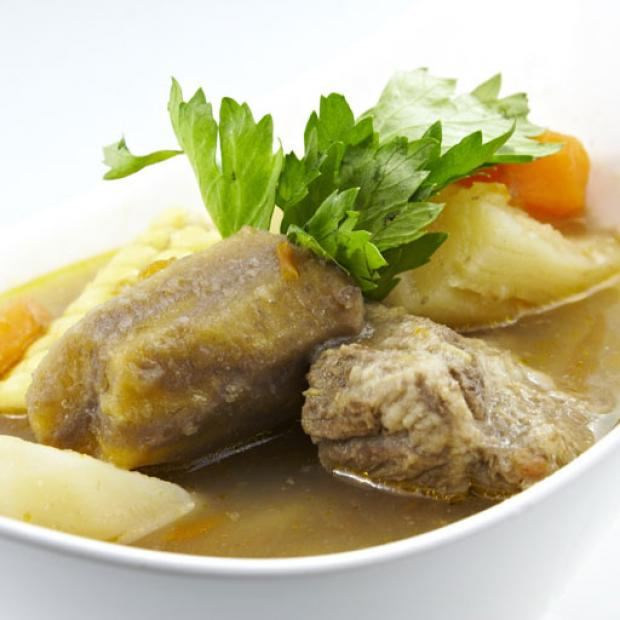 receta Sancocho colombiano de res